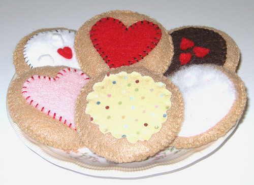 Felt Cookie Set