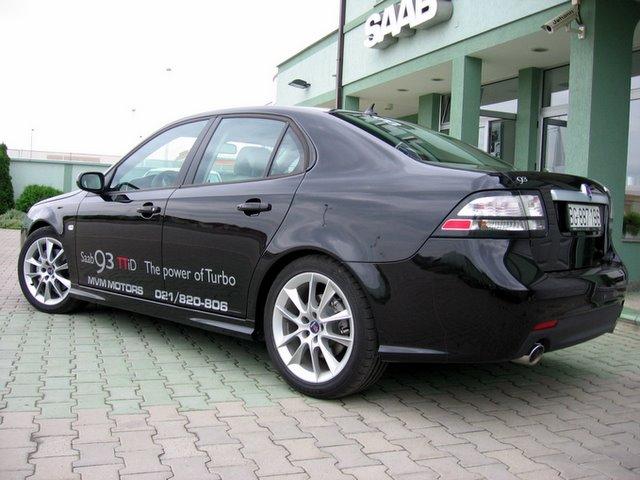 Gallery: Saab 9-3 1.9 TTiD Aero MY 2008