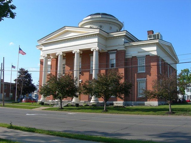 Oneida County Court House | Flickr - Photo Sharing! County