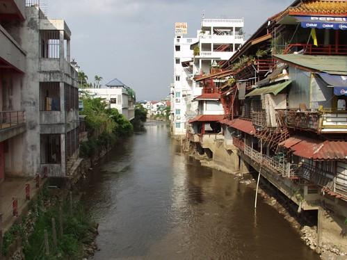 on the left, Myanmar