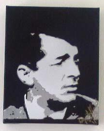 dean martin stencil - photo #10