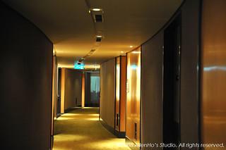 MGMマカオホテル 廊下