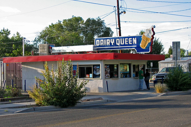 Dairy queen breach