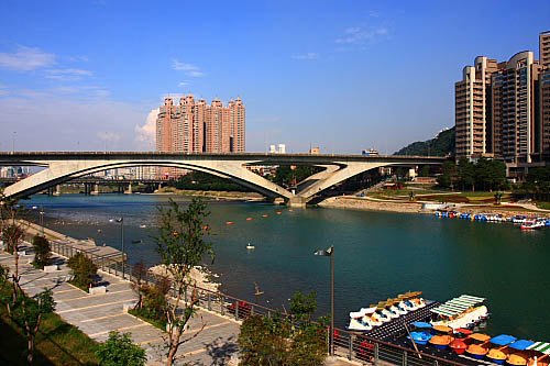 11I1碧潭高速公路橋