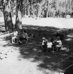 Hat Creek Campground 1964 #2