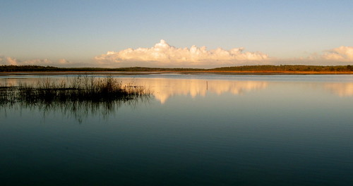 sky water clouds florida tallahassee lakejackson
