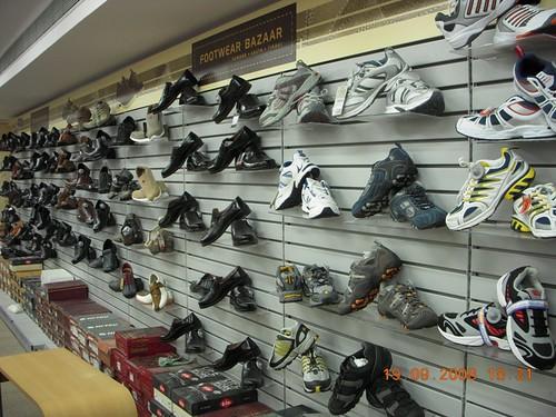 Zapatillas estantes y soluciones de almacenamiento de - Estanterias para calzado ...