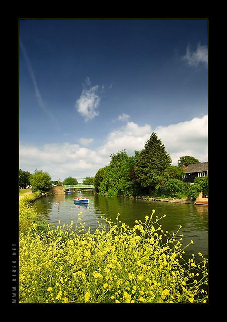Lee Valley, Broxbourne, UK