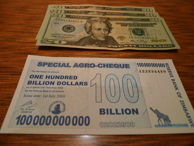 $100 Billion Dollars... | Flickr - 137.3KB