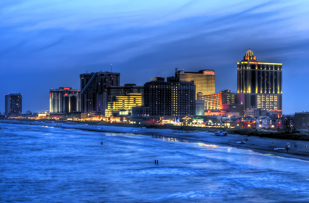 Atlantic City Shore