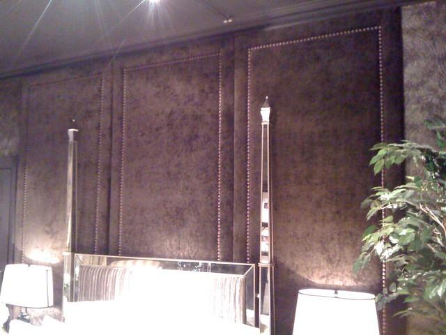 Holster padded wall panels  Flickr - Photo Sharing!