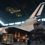 Steven F. Udvar-Hazy Center: Space Shuttle Enterprise (port full view)