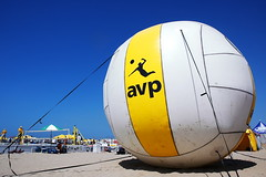 AVP volleyball tour