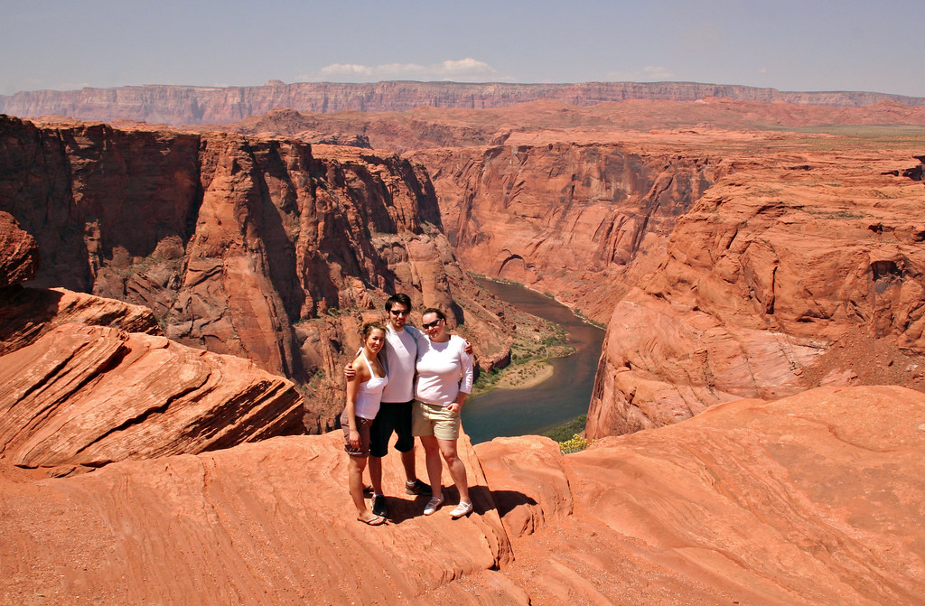 ...Horseshoe Bend!