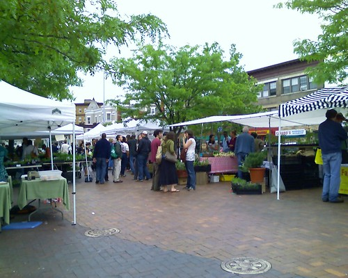 Mount Pleasant Farmers Market