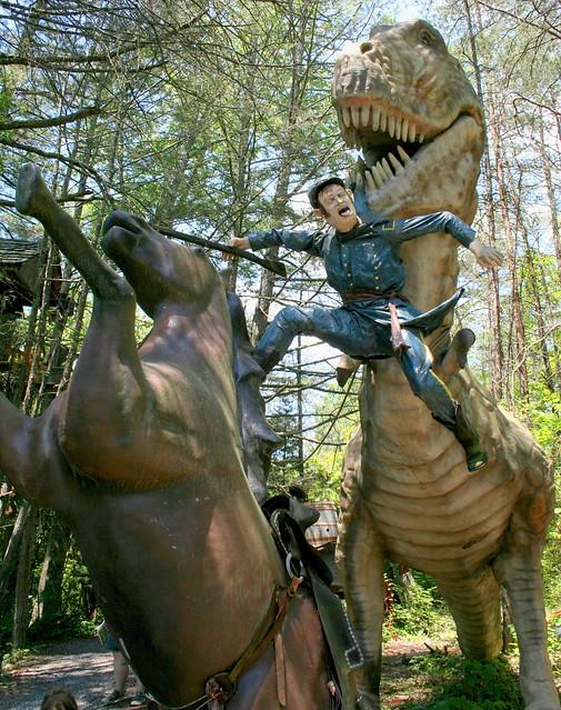 The Dinosaur Kingdom