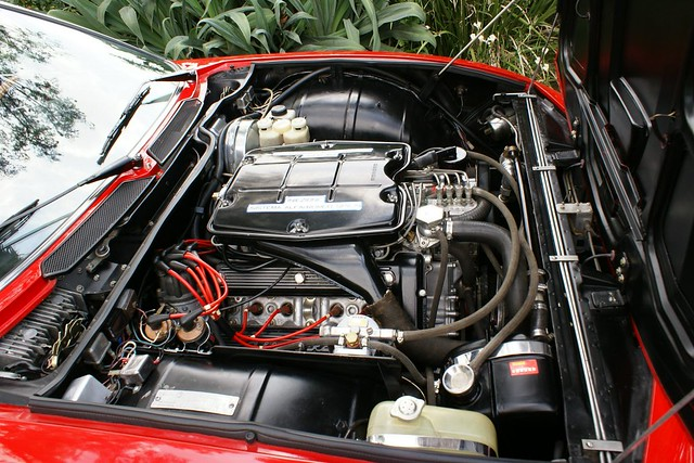 Flickriver: Photoset 'My Alfa Montreal V8' by Camera man ...