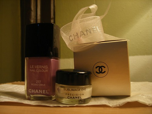 CHANEL LIMITED EDITION NAIL POLISH