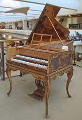 Clavecin (musée des instruments de musique, Berlin)