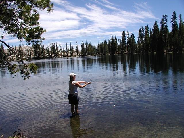 Donner summit lake lola montez flickr photo sharing for Donner lake fishing report
