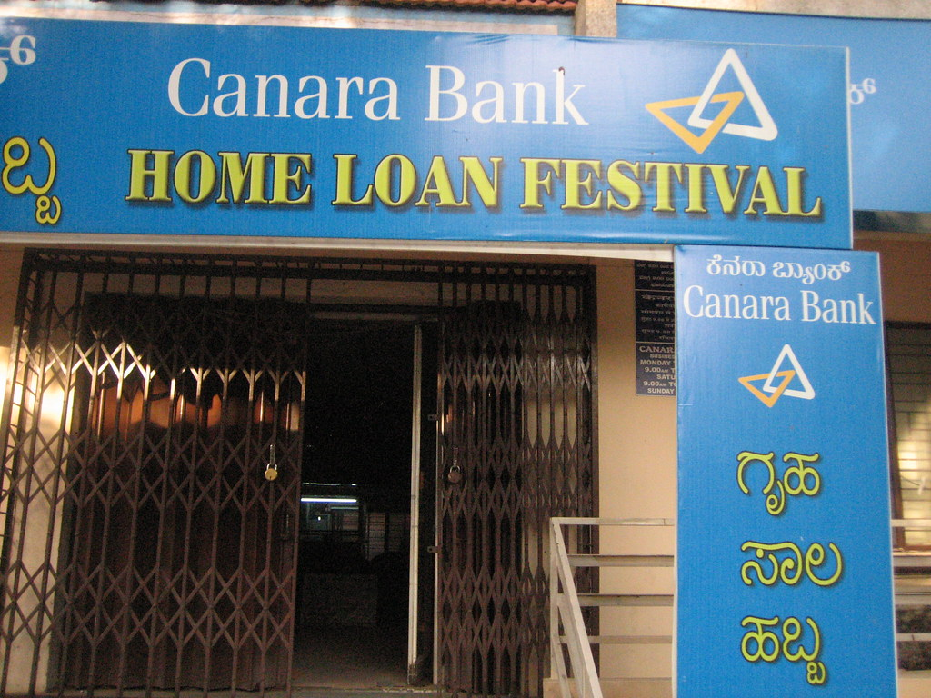 Canara Bank Home Loan Festival