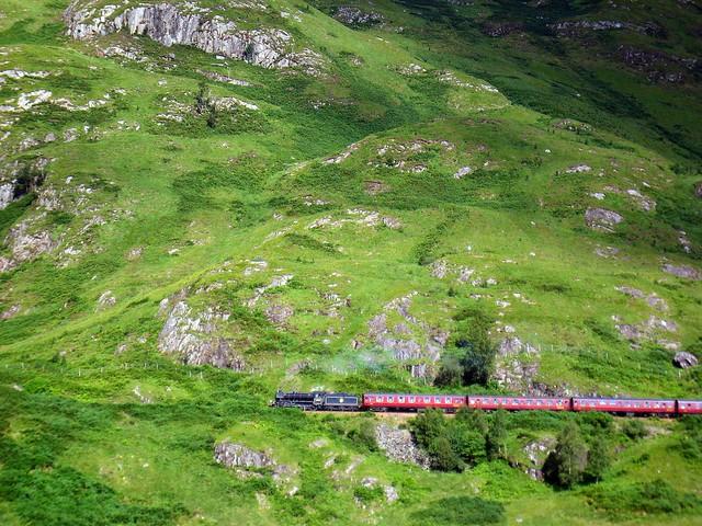 tren por europa