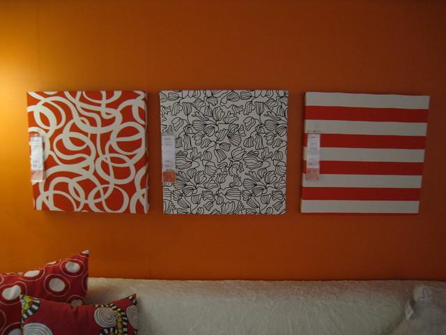 Ikea wall art idea flickr photo sharing for Ikea wall decorations