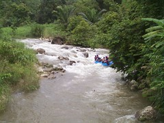 Phuket Whitewater Rafting