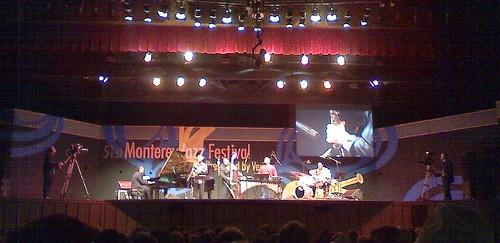 Montetey Jazz festival.  51st