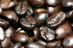 home roasted decaf coffee beans    MG 1350