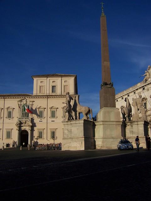 556 - Piazza del Quirinale