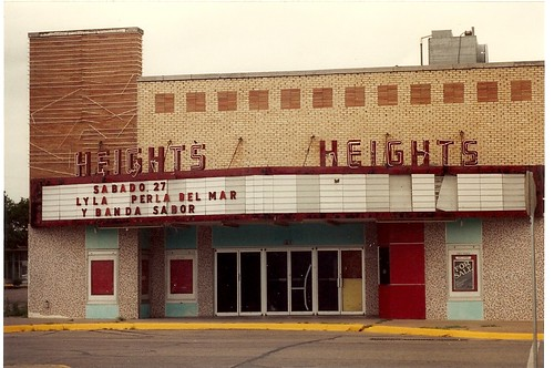 Heights Theater, Dallas Texas