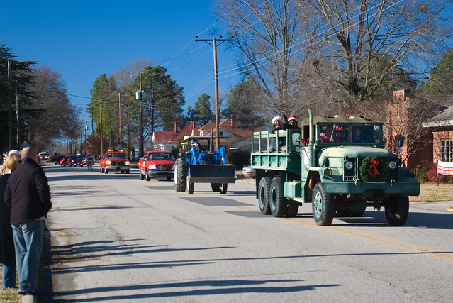 Town of Whitakers Christmas Parade | Flickr - Photo Sharing!whitakers town