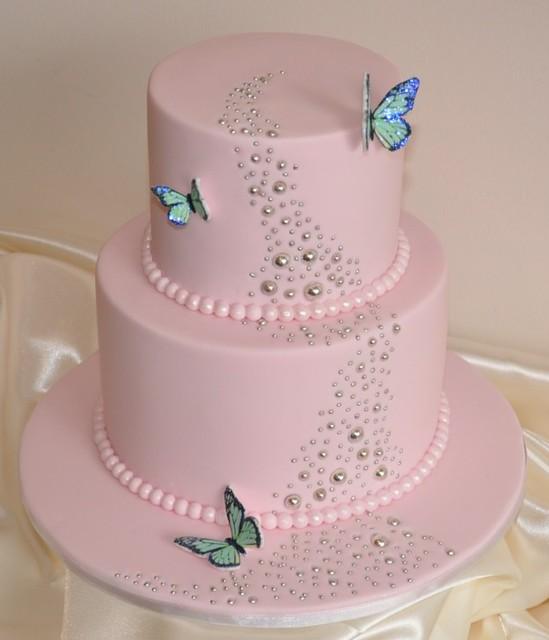 Fran's Birthday Cake