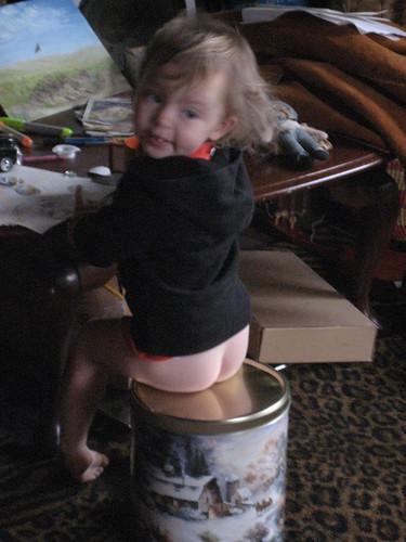 bareback bucket 2