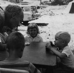 Hat Creek Campground 1964 #1