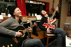 invoking star power to play the beatles' blackbird a…