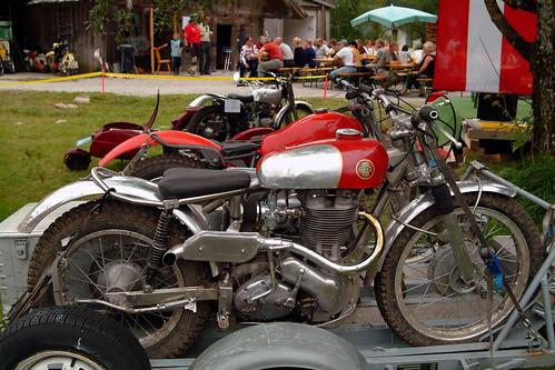 Ariel Vintage Classic Trial Sport (c) 2005 Бернхард Эггер :: ru-moto images 423