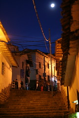 Night in Cusco