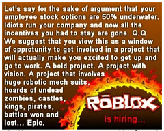 Best Help Wanted Ad (Roblox)