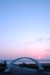澎湖跨海大橋日落 TAIWAN DSC_3628