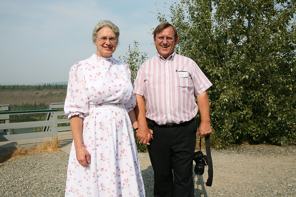 Mormons, British Colombia, Yukon, Canada, 2008