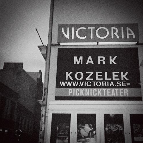 Mark Kozelek - Live At Victoria Teatern And Stenhammarsalen