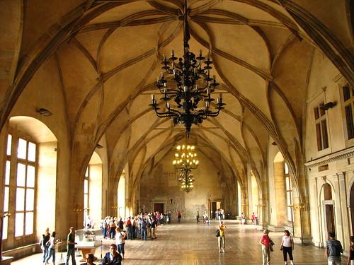Vladislav's Hall, Old Royal Palace