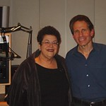 Phoebe Snow at WFUV with Dennis Elsas