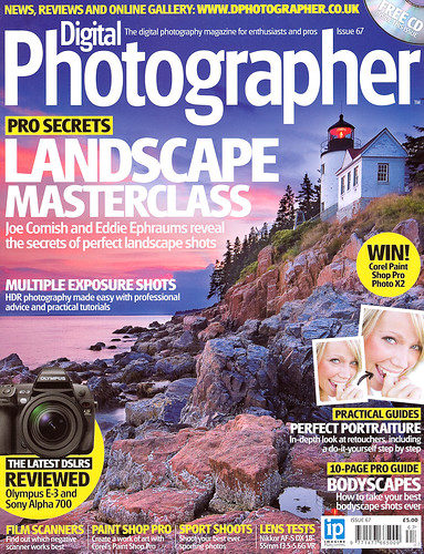 Digital Photographer Cover