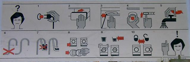 anleitung waschmaschine klein flickr photo sharing. Black Bedroom Furniture Sets. Home Design Ideas