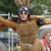 Street Theatre and Other Performances at Glastonbury 2008