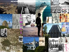 art, photomontage, world, tourism, poster, collage,