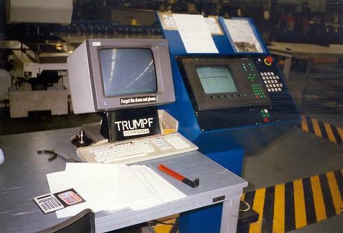 Trumpf Trumatic TC500